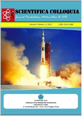View Vol. 2 No. 1 (2019): Edisi Maret
